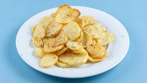 Πατάτες τηγανητές φρέσκες